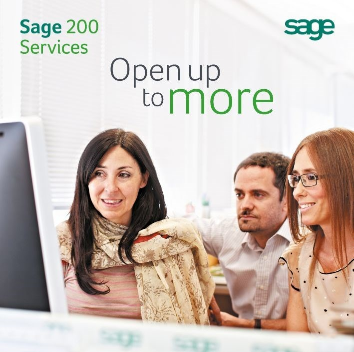 Sage 200 Services Launches